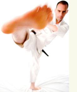 Reading Karate Instructors: Nick Forgham
